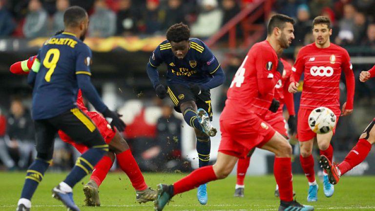 Стандард Лиеж - Арсенал 2:2