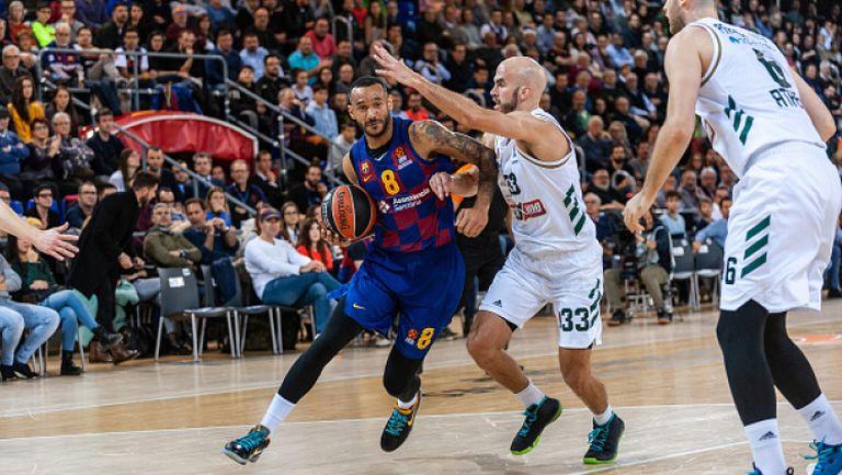 Барселона с победа в Евролигата