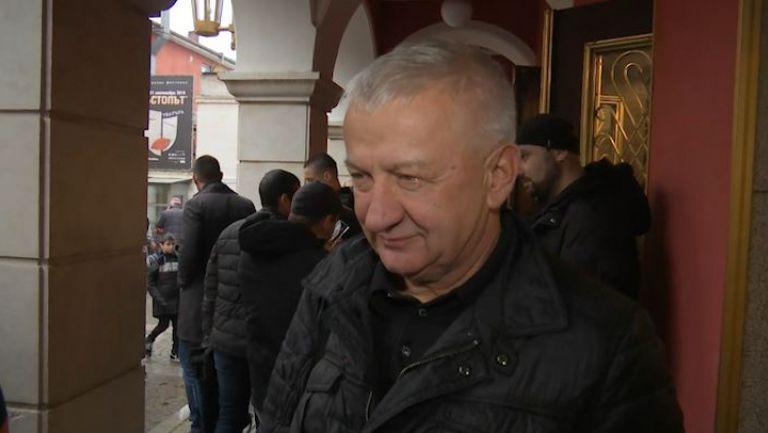 Крушарски: Мачът с Левски е твърда единица, преследваме шампиона