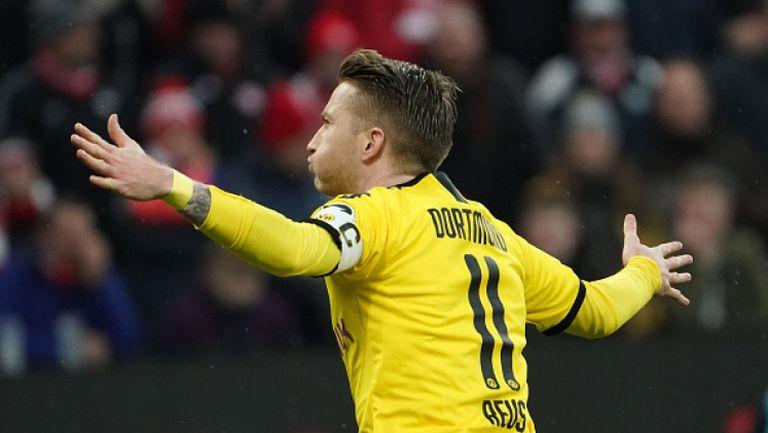 Майнц 05 - Борусия (Дортмунд) 0:4