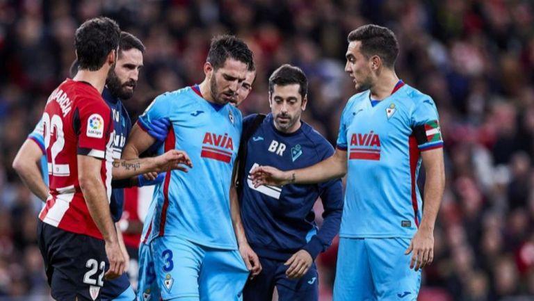 Атлетик Билбао - Ейбар 0:0