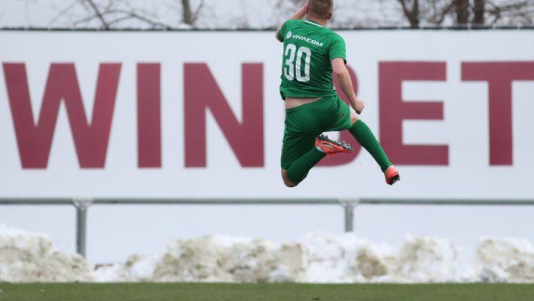 Лудогорец излиза за победа над Славия в София