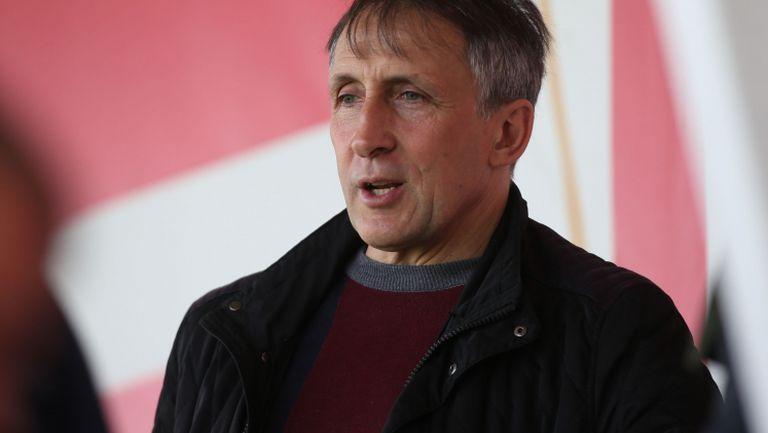 Цанко Цветанов: Ако нивите на Славия и Локо Пловдив са нормални терени, значи някой си е оставил ръцете