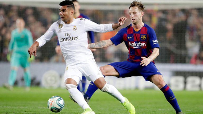 Ел Класико разочарова с 0:0, Реал Мадрид остави по-добри впечатления