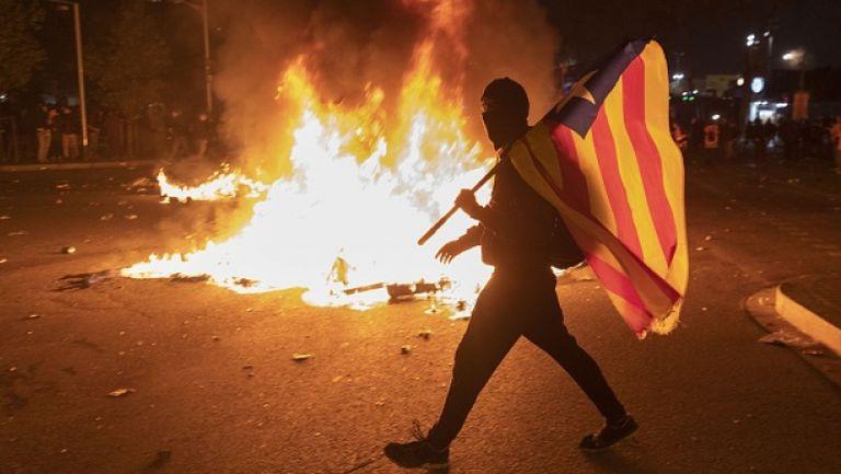 Шестима арестувани в Барселона след Ел Класико