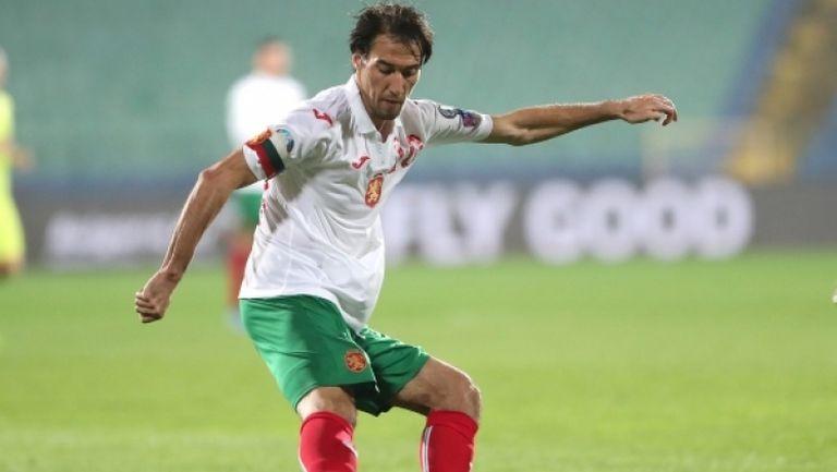 Капитанът на България разкри трите причини, поради които напусна националния тим