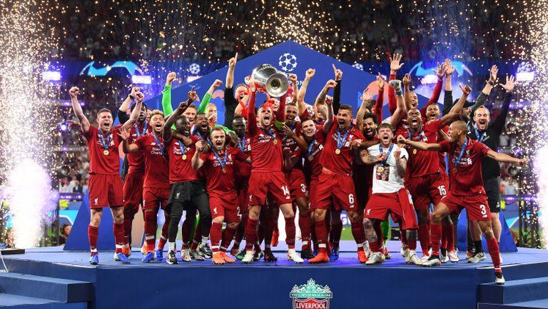 Ливърпул за шести път на европейския връх - Обзор на Шампионска лига