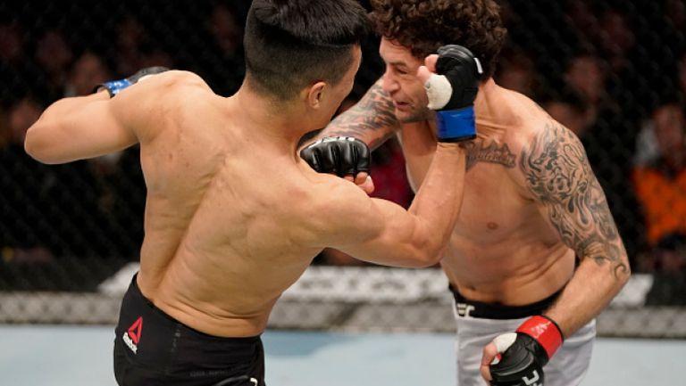 Корейското зомби помете живата легенда Франки Едгар на UFC Fight Night 165