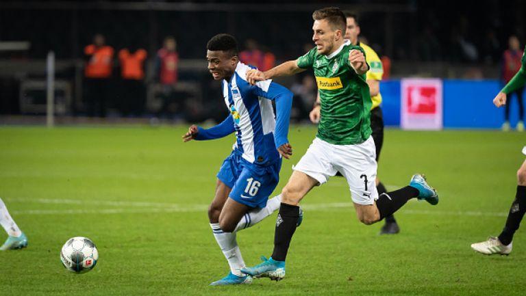 Херта - Борусия Мьонхенгладбах 0:0