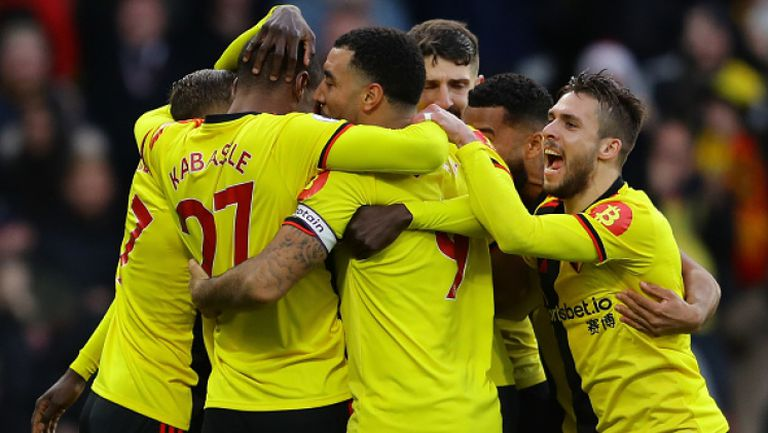 Уотфорд - Манчестър Юнайтед 2:0
