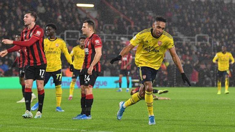 Борнемут - Арсенал 1:1
