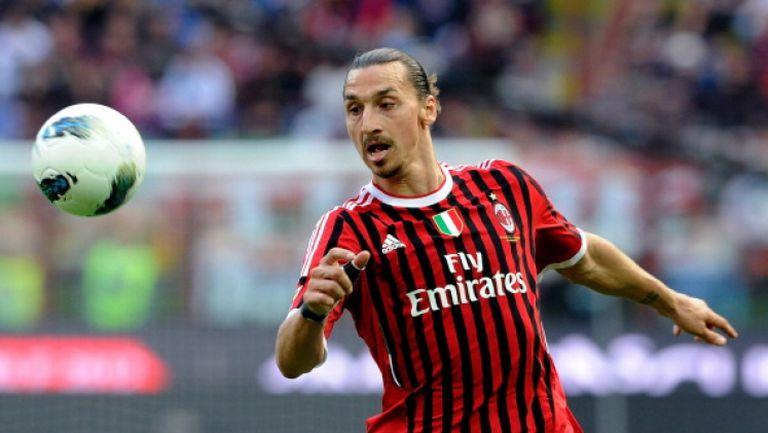 Ибрахимович се завръща в Милан