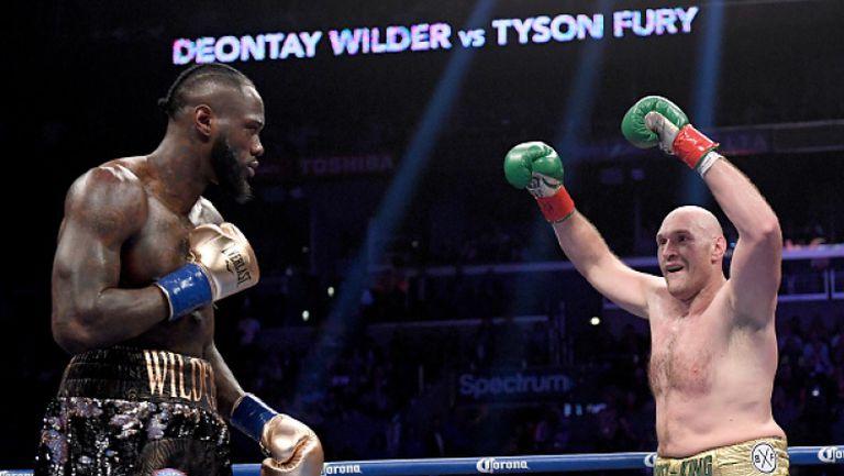 Уайлдър срещу Фюри: Реваншът е на 22 Февруари в Лас Вегас