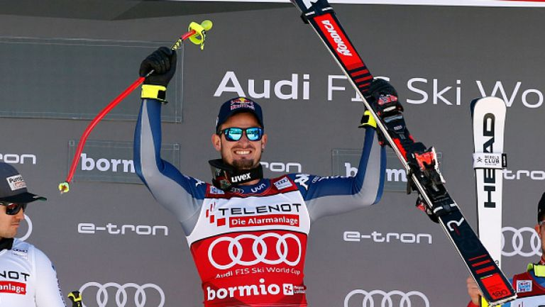 Доминик Парис не остави шансове на конкурентите си в Бормио
