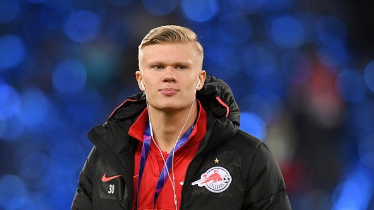 Сензацията Ерлинг Холанд направи своя избор и ще носи екипа на Борусия (Дортмунд)