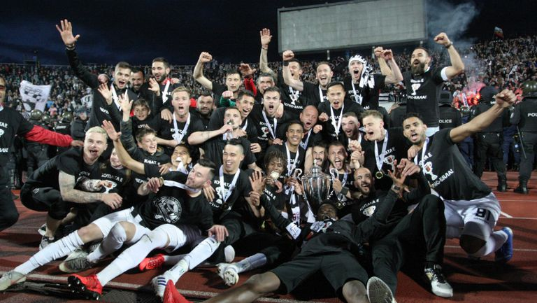 Исторически пловдивски финал за Купата на България и исторически триумф на Локо Пд през 2019 година