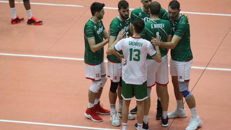 България надигра Египет в първата контрола между двата тима