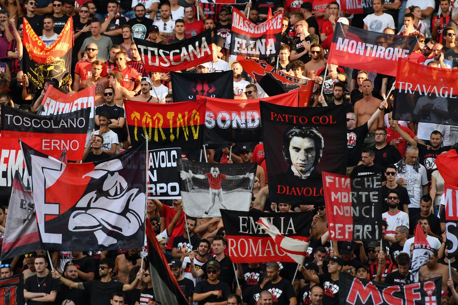 Удинезе - Милан 1:0