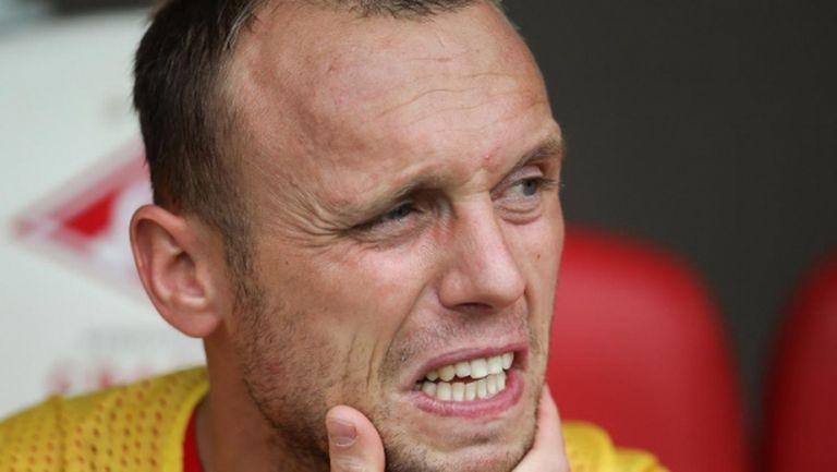 Глушаков коментира слуховете за завръщане в Спартак