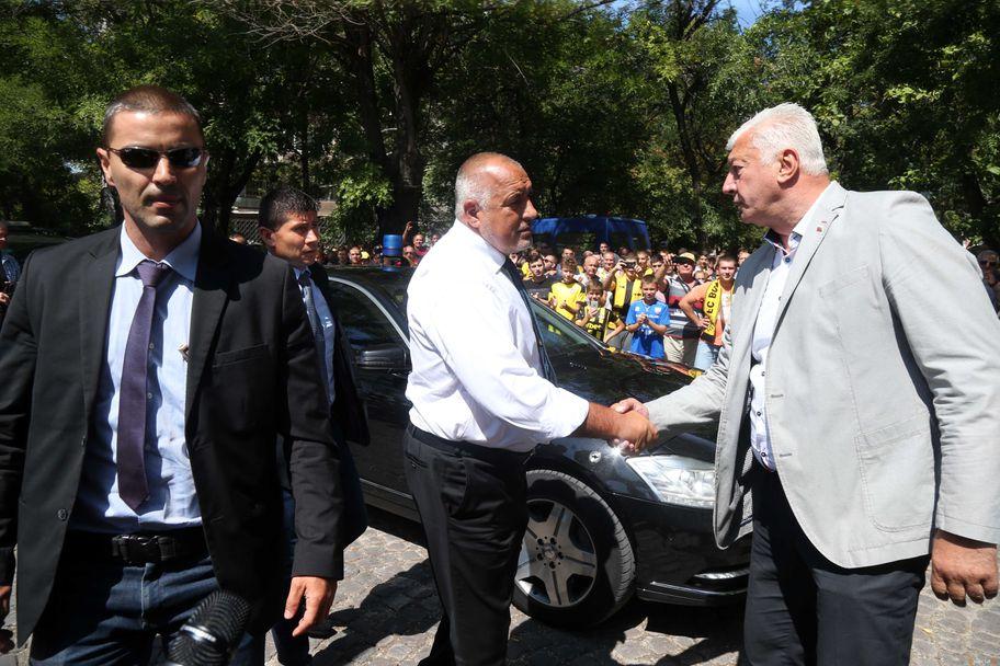 """Бойко Борисов даде рестарт на """"Колежа"""""""