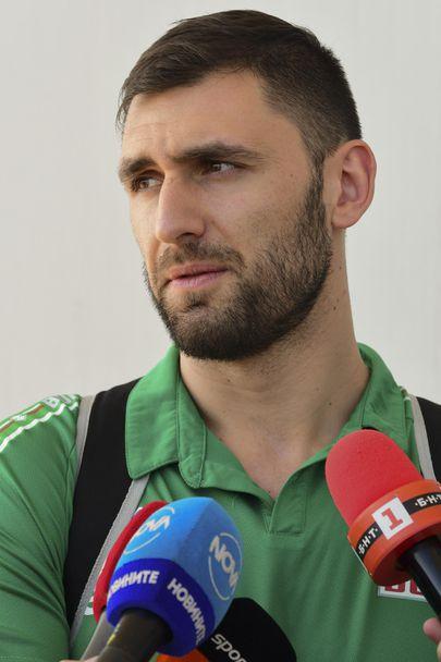 Волейболните национали се прибраха в София след Евроволей 2019