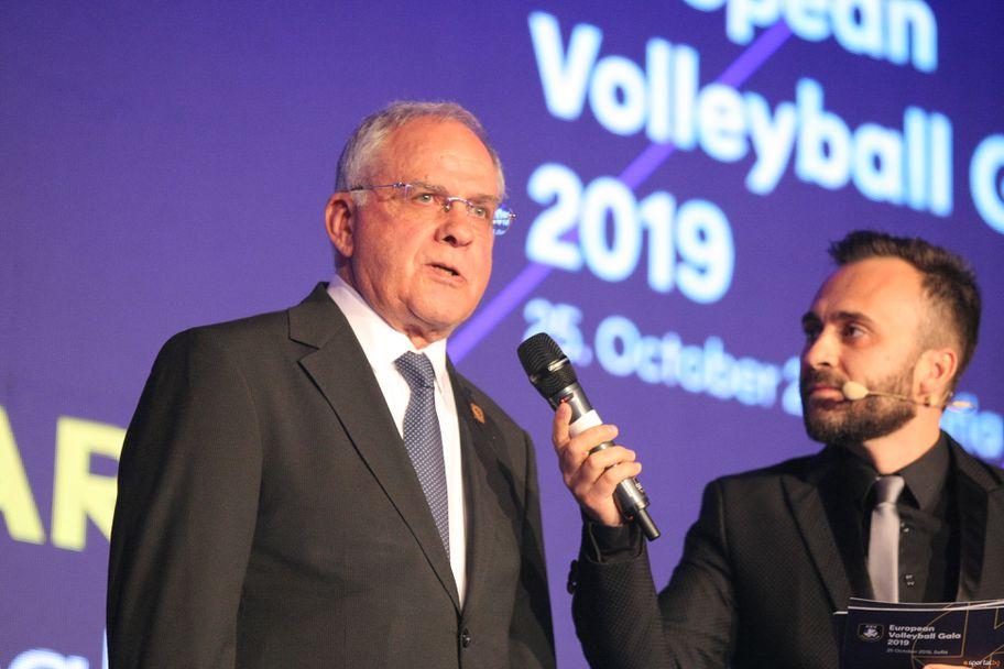 Гала на европейския волейбол