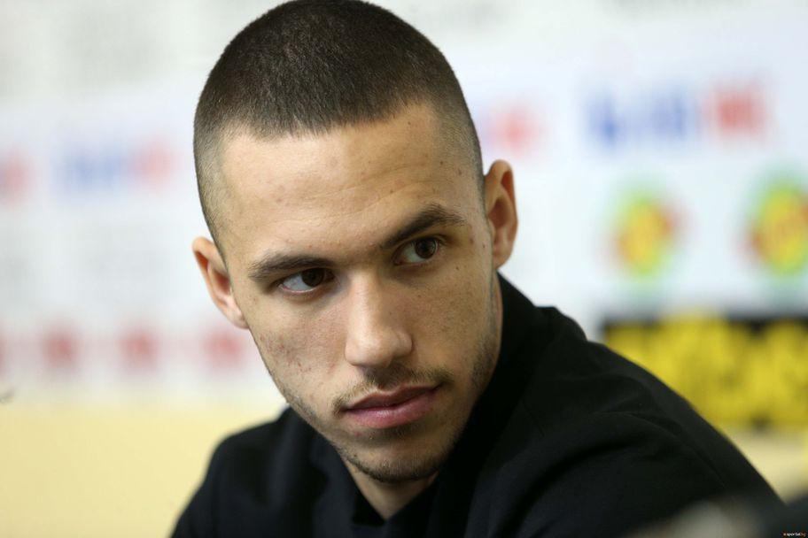 Станислав Иванов е футболист №1 на месец септември