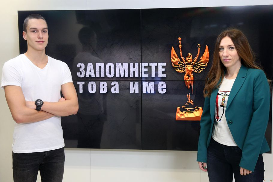 """""""Запомнете това име"""" с Калоян Левтеров"""