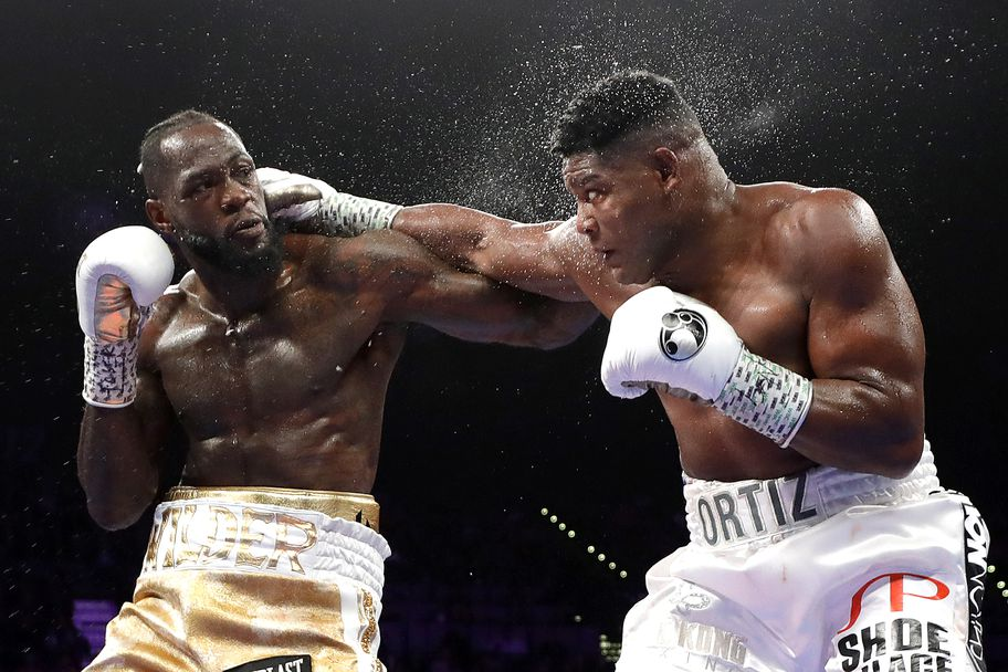 Уайлдър го направи отново! Зверски нокаут срещу Кинг Конг в Лас Вегас