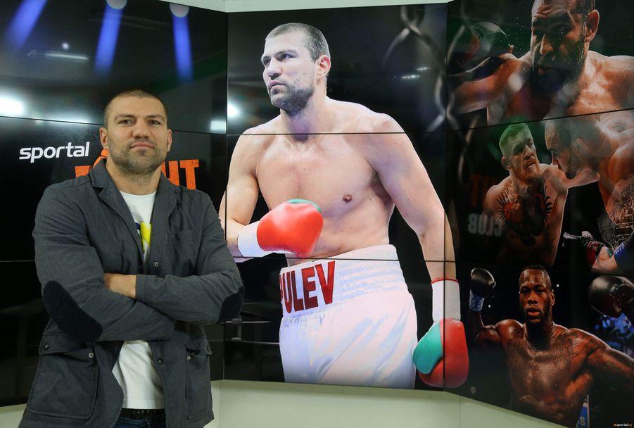 "Тервел Пулев и Джоана Нуамеруе гостуват в ""Sportal Fight Club"""