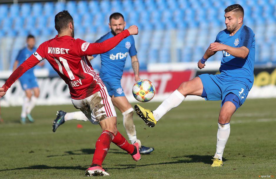 Арда - ЦСКА-София 0:1