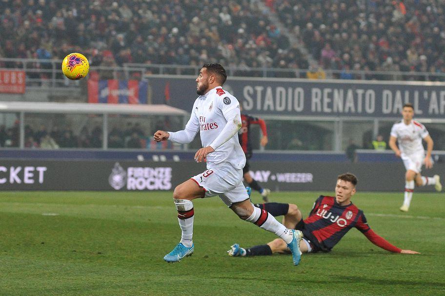 Милан надви с 3:2 Болоня при завръщането на Михайлович