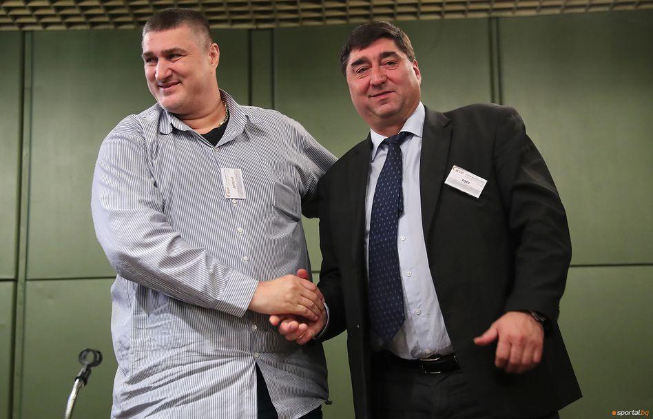 Общо събрание на федерацията по волейбол в Казанлък