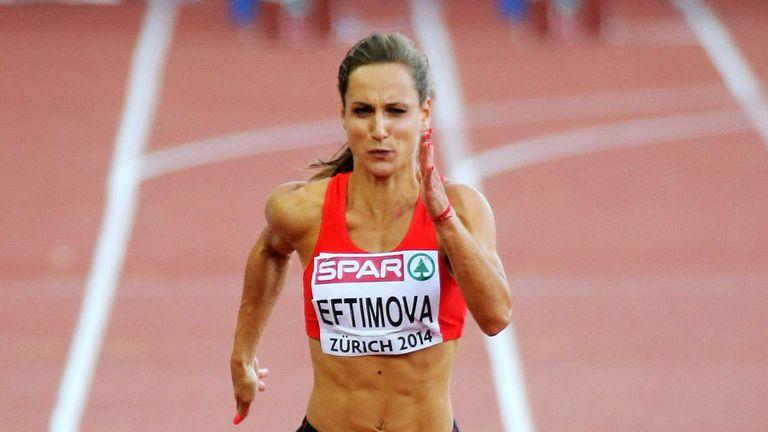 Инна Ефтимова втора на 100 метра на турнир в Гърция