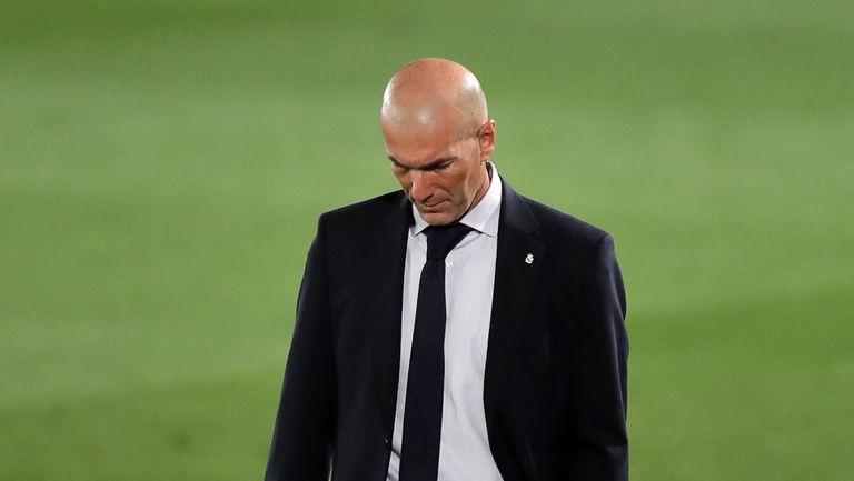 """Зидан """"взриви"""" Реал Мадрид - обвини ръководството за напускането си"""