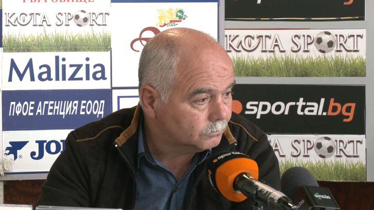 Стоян Търкаланов: Трябва да внимаваме, защото видяхме какво се случи с Черноморец