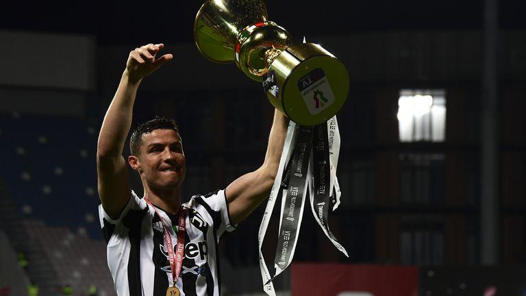 """Кристиано Роналдо е най-добрият нападател в Серия """"А"""", трябва да получи наградата си другия сезон"""