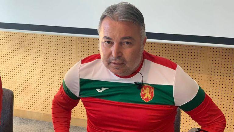 Ясен Петров: Трябва да използваме максимално тези контроли, нагласата ни е за победа (видео) 🇧🇬