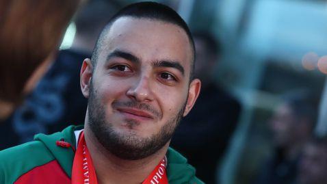 Васил Маринов: Покойната ми баба ми каза, че ме вижда с медал. Надявам се да съм я накарал да се гордее