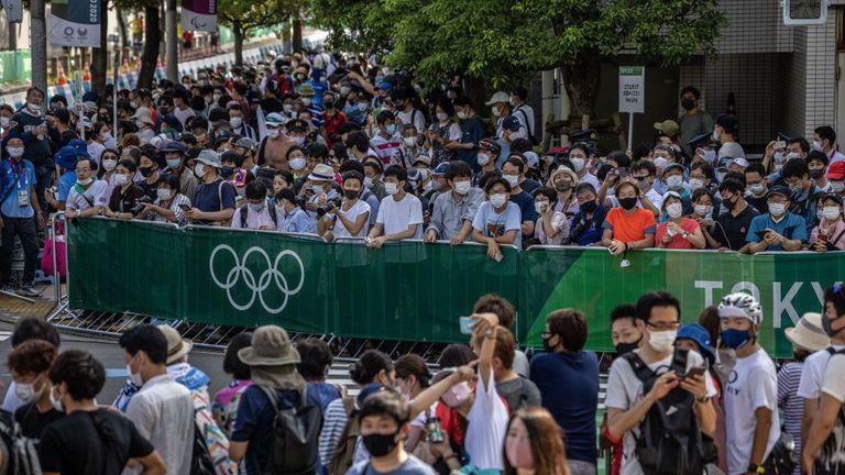 Нови 21 случая на заразени с коронавирус на Игрите в Токио