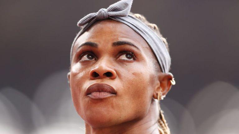 Окагбаре няма да бяга в полуфиналите на 100 метра заради допинг