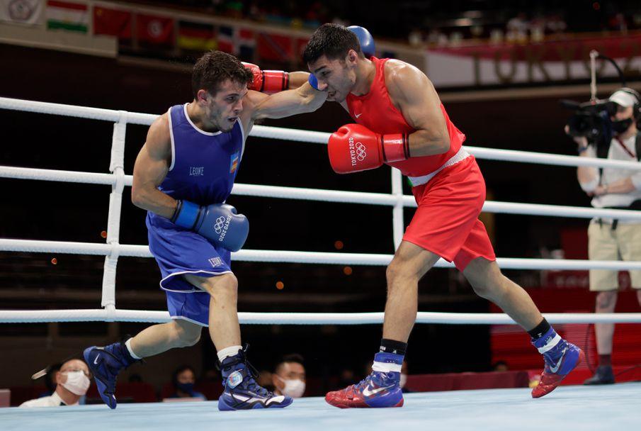 Даниел Асенов отстъпи на Габриел Ескобар Маскурано на осминафиналите в Токио