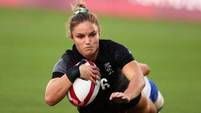 Нова Зеландия спечели титлата на ръгби-7 за жени