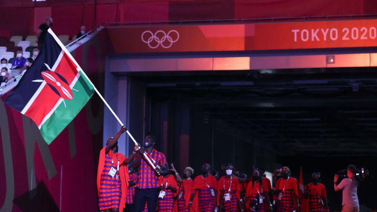 Спринтьор от Кения е дал положителна проба за допинг