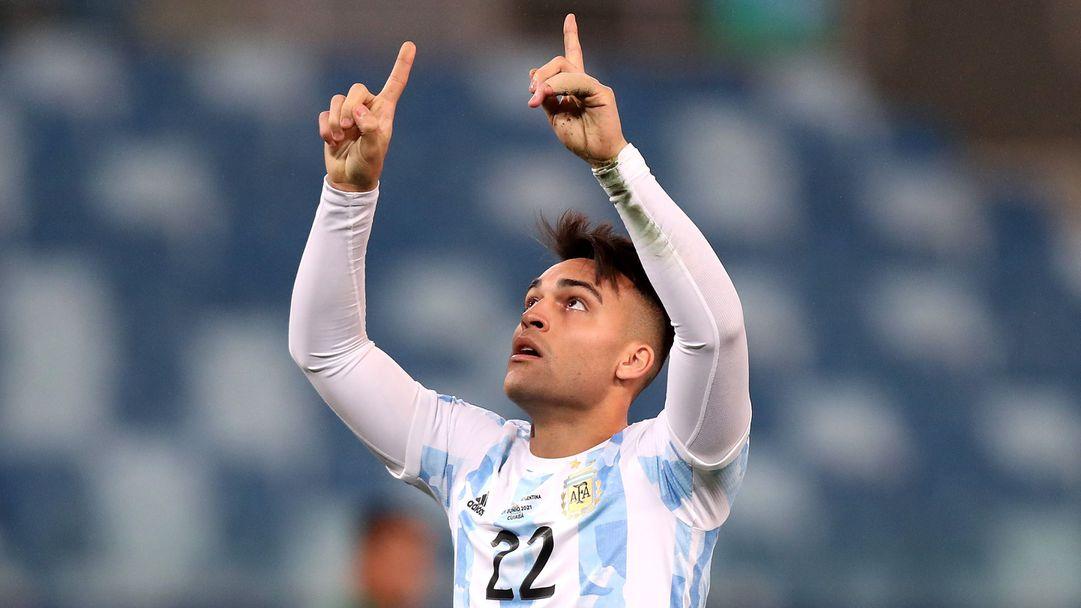 Атлетико e по-реалистичен вариант за Лаутаро от Арсенал