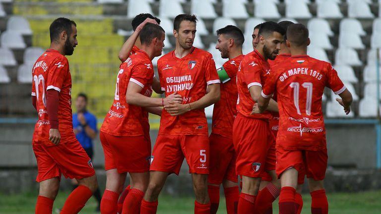 Втора лига на живо: Марек вкара на Септември (Сф), Славата изравни във Варна