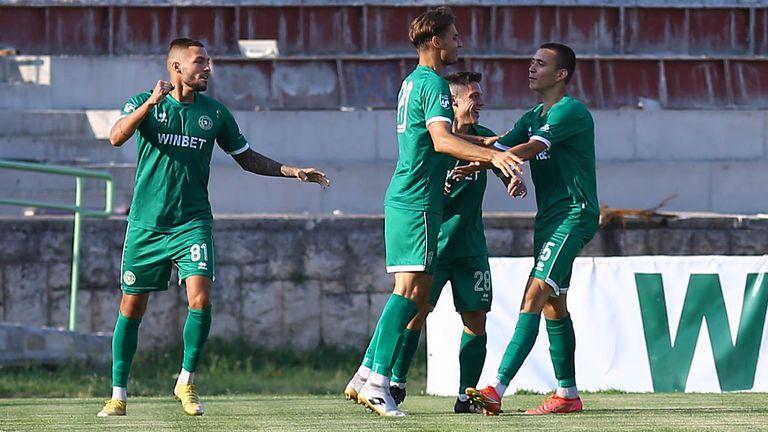 Дориан Бабунски хвърли в ексаз феновете на домакините с прекрасен гол за Ботев Враца срещу Левски