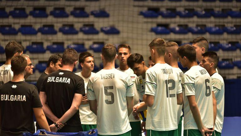 България U19 с равностойна игра срещу колежаните на САЩ U23