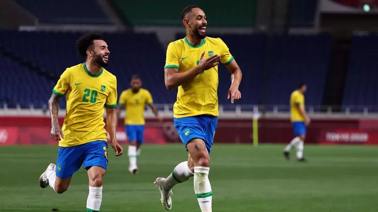Бразилия е на полуфинал в Токио