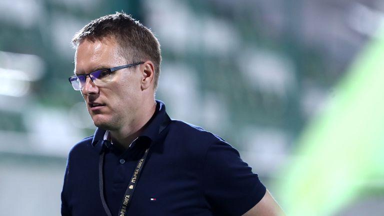 Дамбраускас: Подведе ни реализацията, можеше да вкараме два или три гола